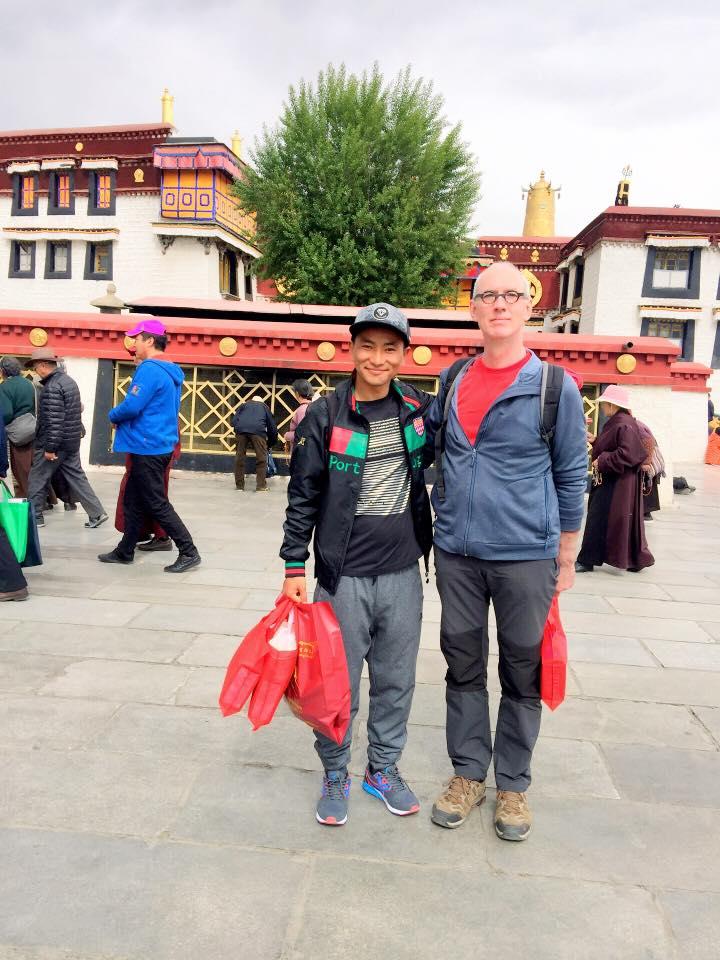 Tibet Travelers Social Media